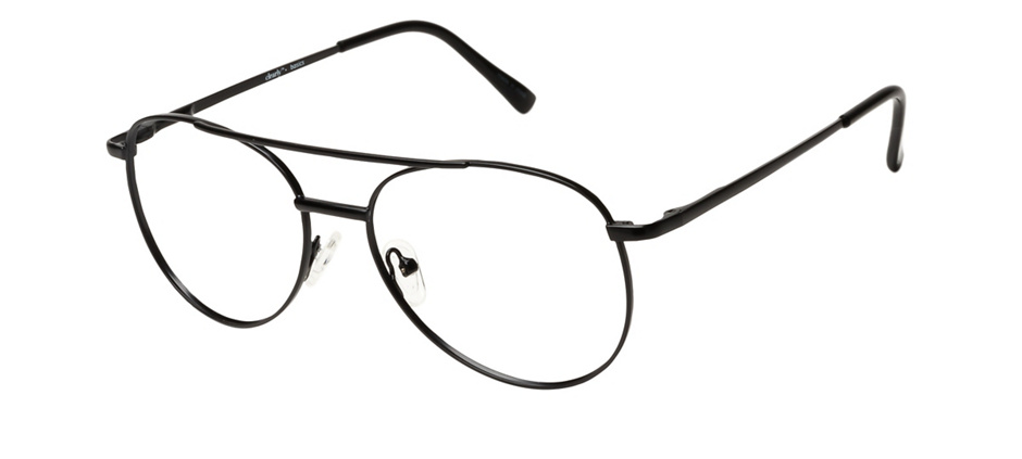 product image of Clearly Basics Atlin-54 Matte Black