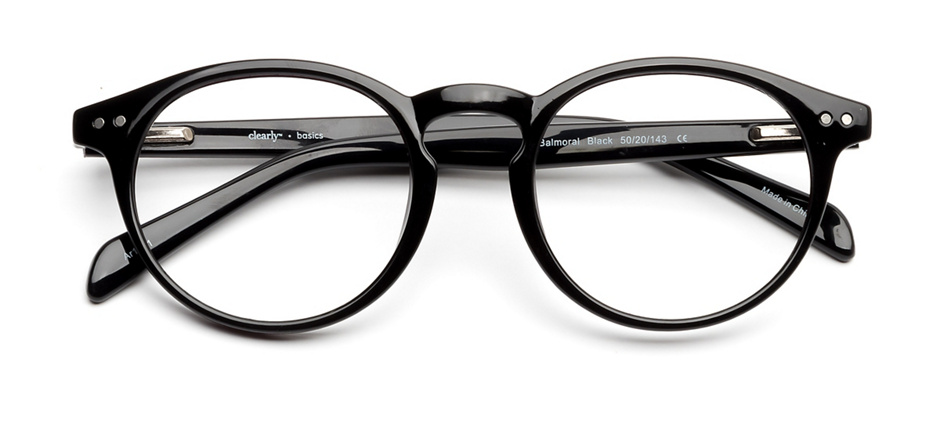 product image of Clearly Basics Balmoral-50 Black