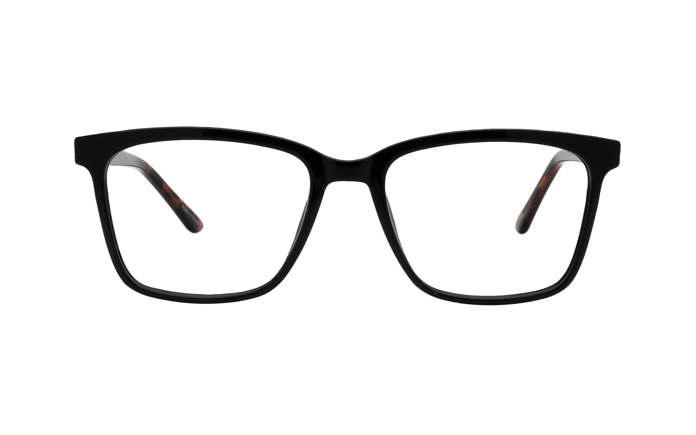 Clearly Basics Burin COL138 C03 (51) Eyeglasses and Frame in Black