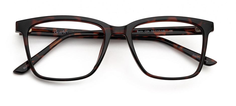 product image of Clearly Basics Burin-51 Dark Tortoise