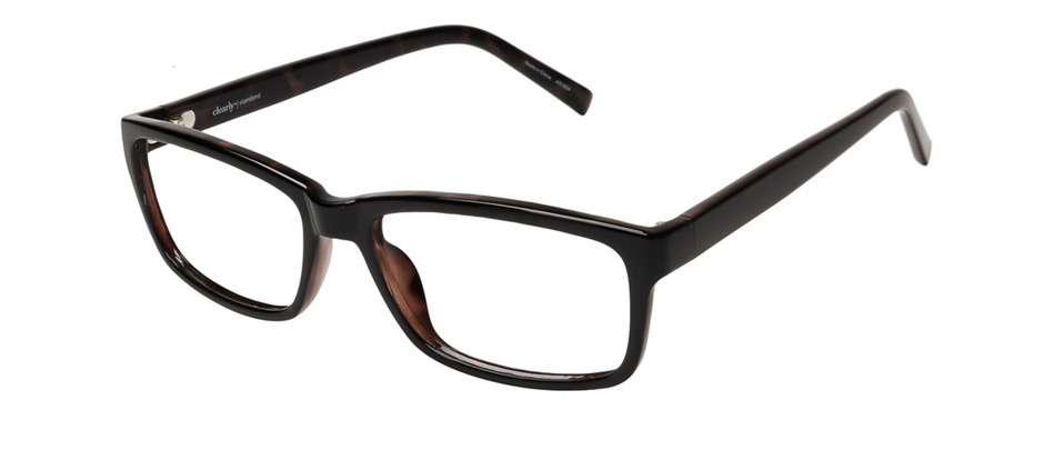 product image of Clearly Basics Burnaby-54 Black Tortoise