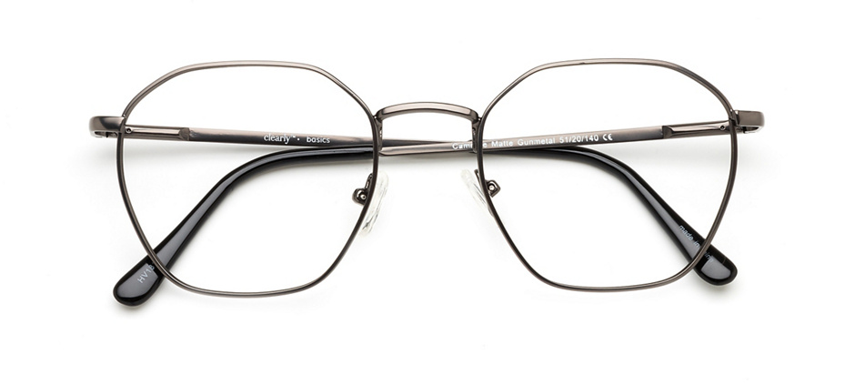 product image of Clearly Basics Camrose-51 Matte Gunmetal