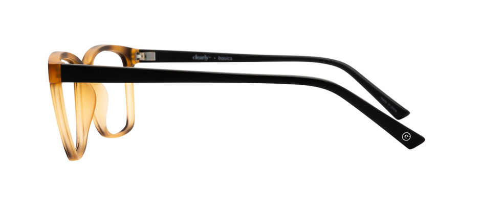 product image of Clearly Basics Carbonear-53 Matte Tortoise