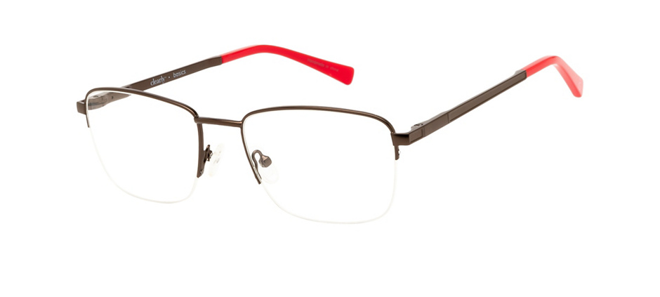 product image of Clearly Basics Charlo-53 Matte Brown