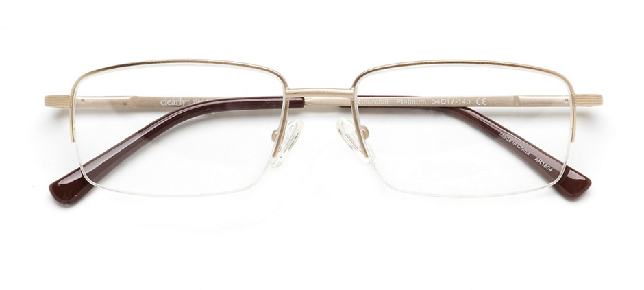 product image of Clearly Basics Churchill-54 Platinum