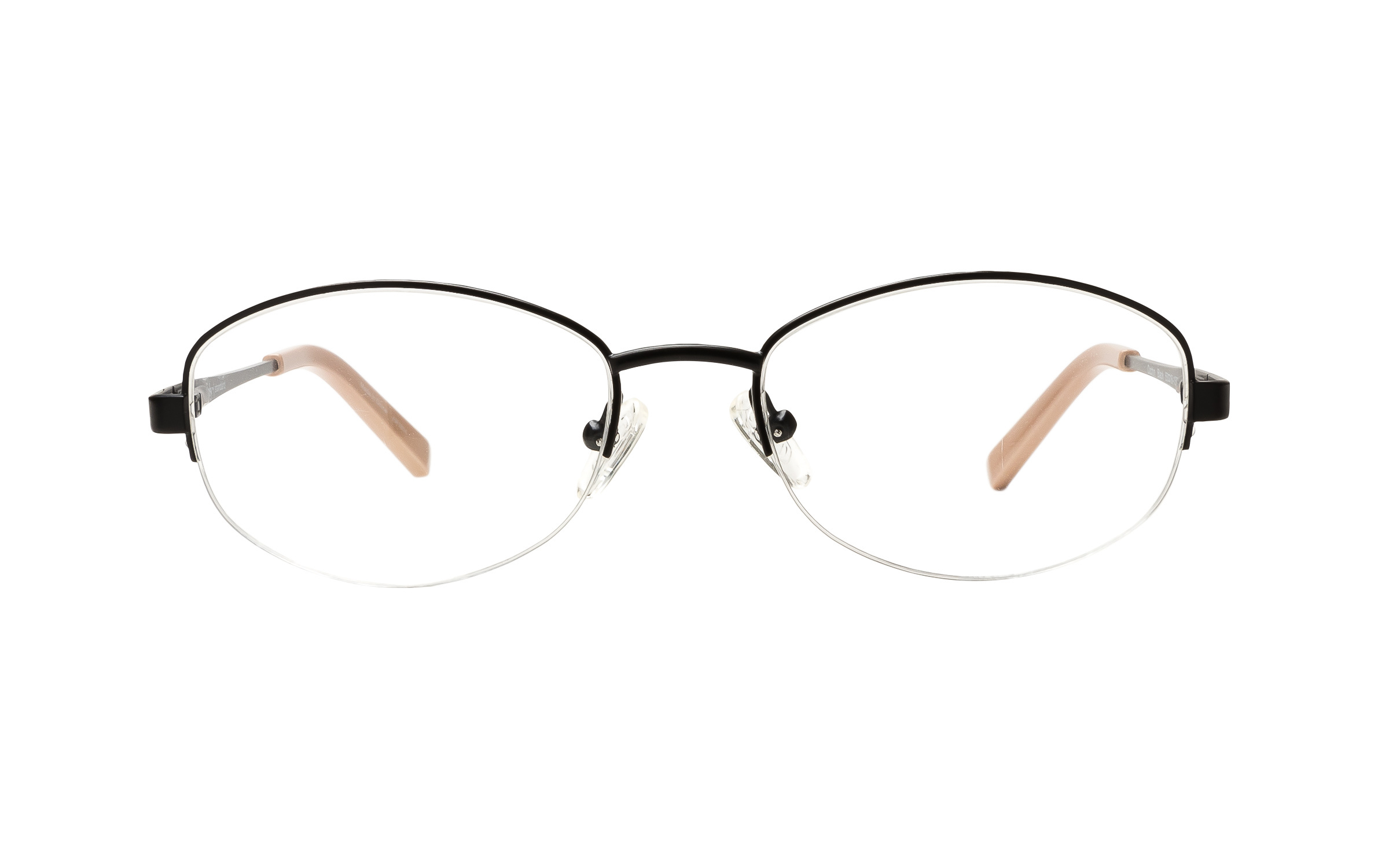 Clearly Basics Cochin (53) Eyeglasses and Frame in Black | Plastic