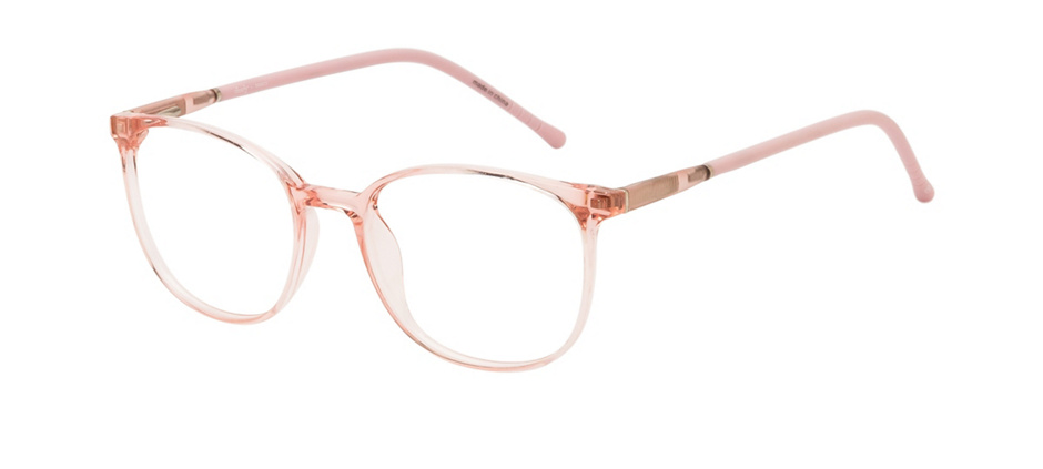 product image of Clearly Basics Dauphin-50 Shiny Crystal Nude