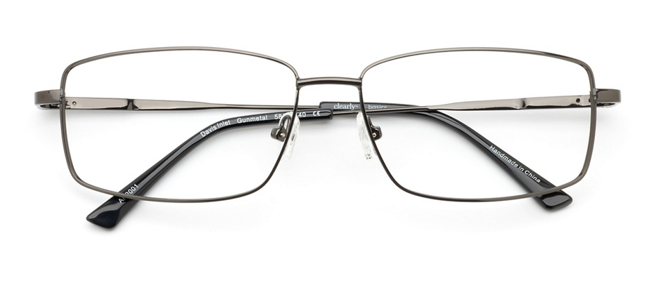 product image of Clearly Basics Davis Inlet-58 Gunmetal