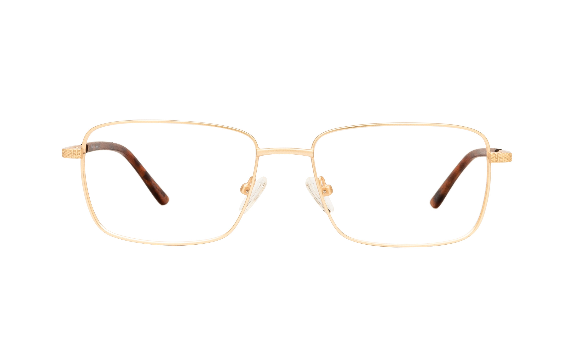 Clearly Basics Drummond CLS024 C03 (56) Eyeglasses and Frame in Matte Gold | Metal - Online