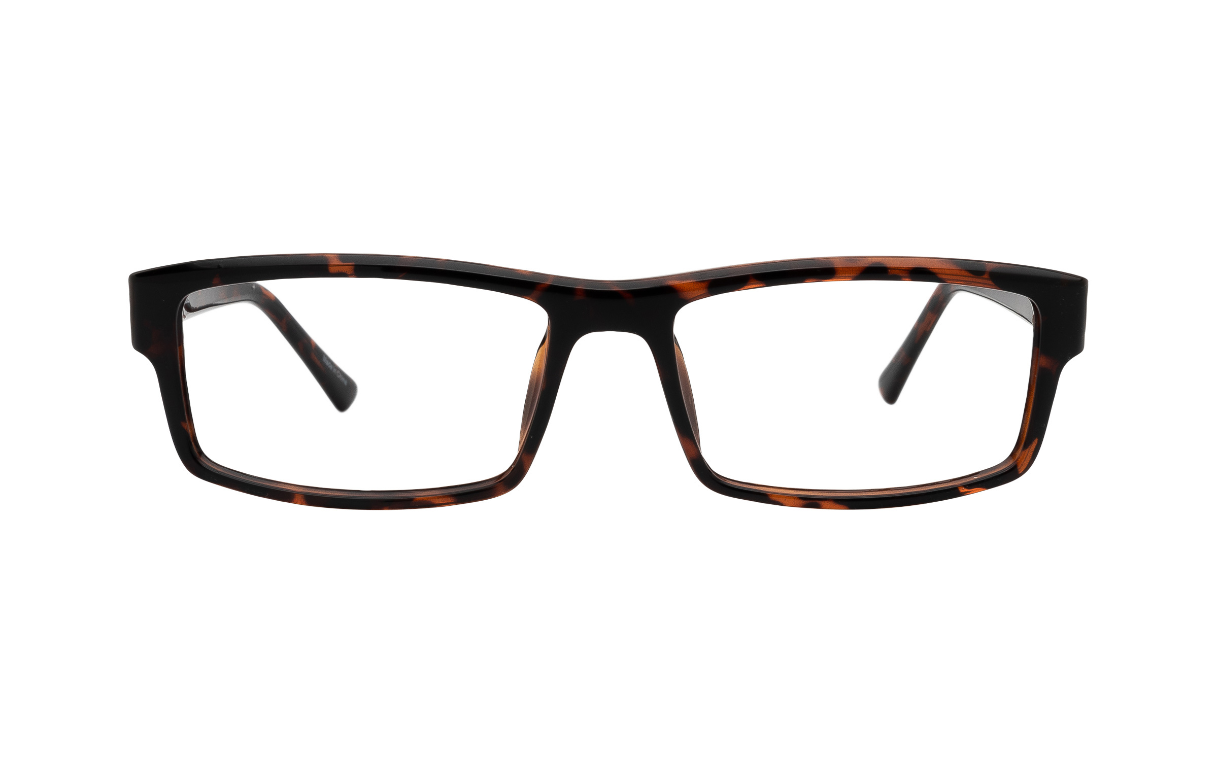Clearly Basics Dryden COL141 C03 (53) Eyeglasses and Frame in Tortoise/Brown