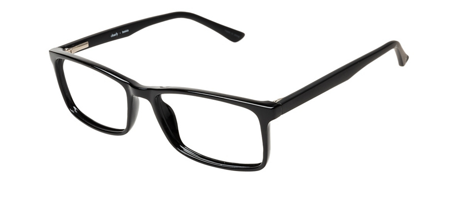 product image of Clearly Basics Eastend-52 Black Vinyl