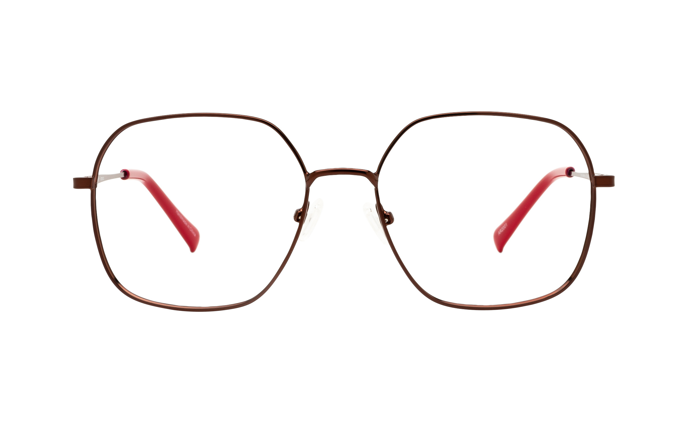 http://www.coastal.com/ - Clearly Basics Emily Harbour CLS070 C02 (55) Eyeglasses and Frame in Dark Brown | Metal – Online Coastal