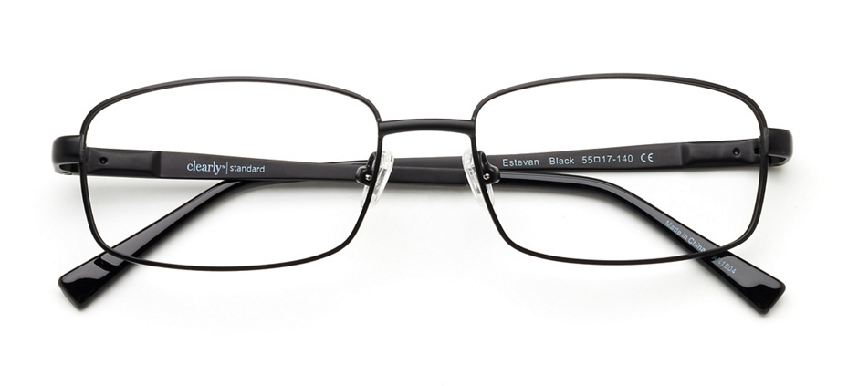 product image of Clearly Basics Estevan-55 Black