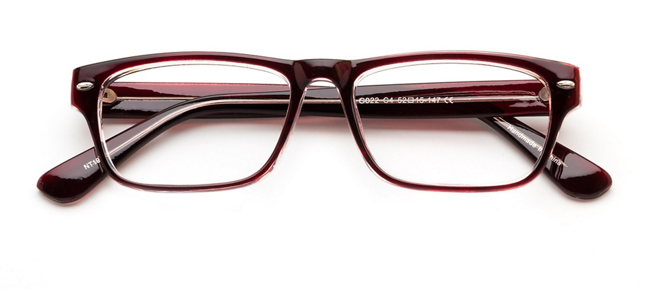 product image of Clearly Basics Minaki Red