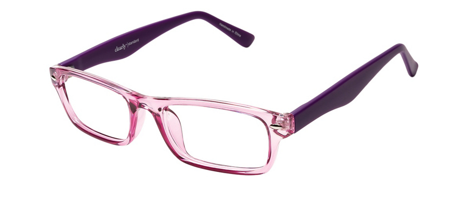 product image of Clearly Basics Ashern Pink
