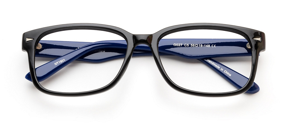product image of Clearly Basics Hopedale Black