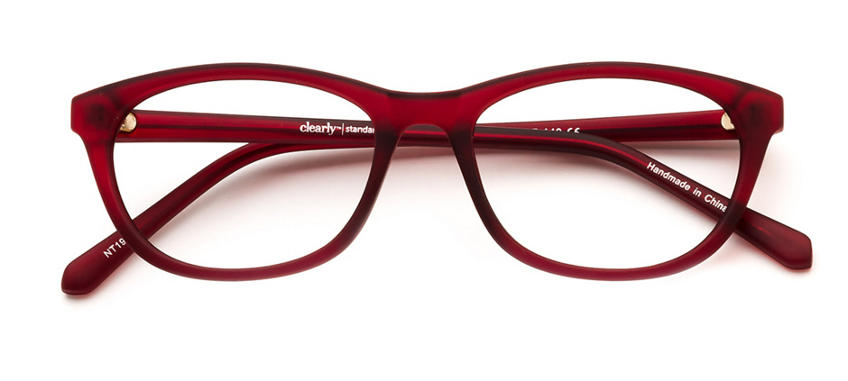 product image of Clearly Basics Goderich Matte Red