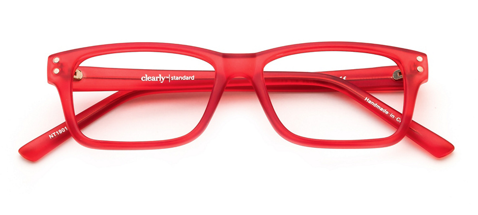 product image of Clearly Basics Brigus Matte Cherry