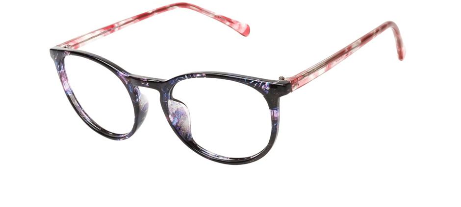 product image of Clearly Basics St Andrews Purple Tortoise