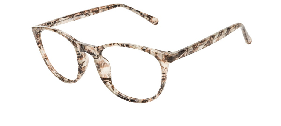 product image of Clearly Basics Erin Brown Marble