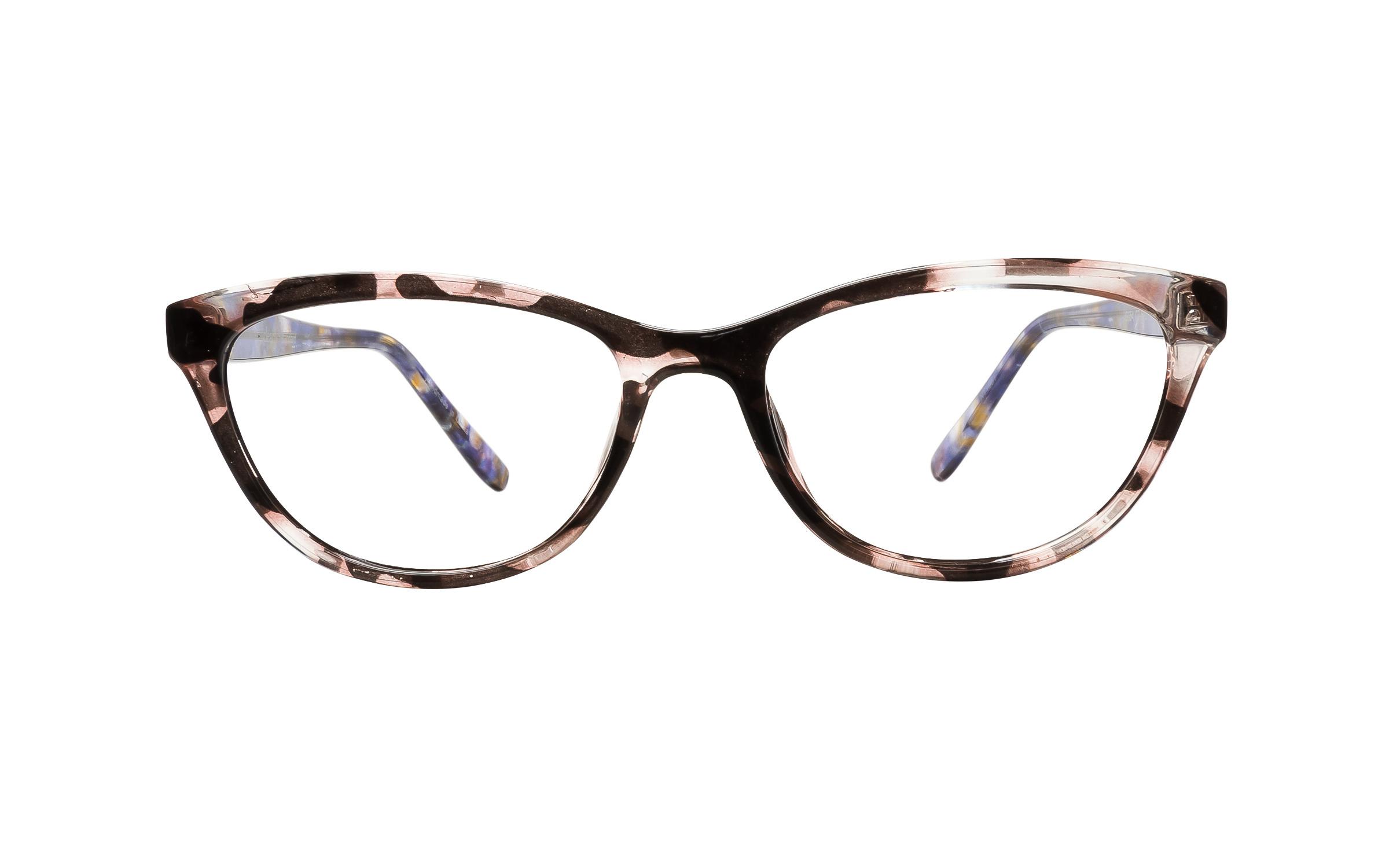 Clearly Basics Port Hope G054 C7 (52) Eyeglasses and Frame in Blush Pink/Tortoise - Online Coastal