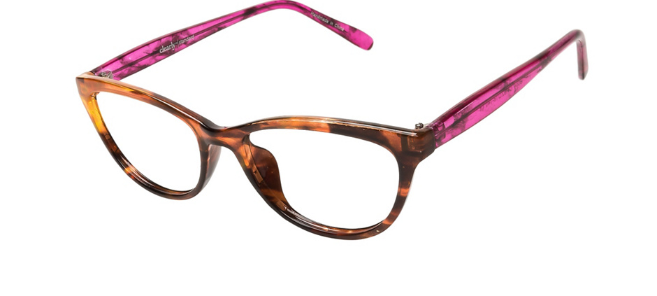 product image of Clearly Basics Port Hope Brown Tortoise