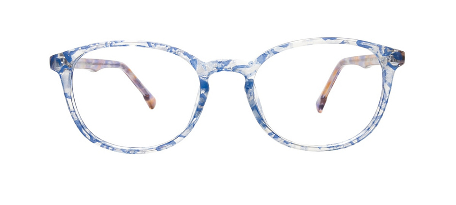 product image of Clearly Basics Turner Valley Blue Tortoise