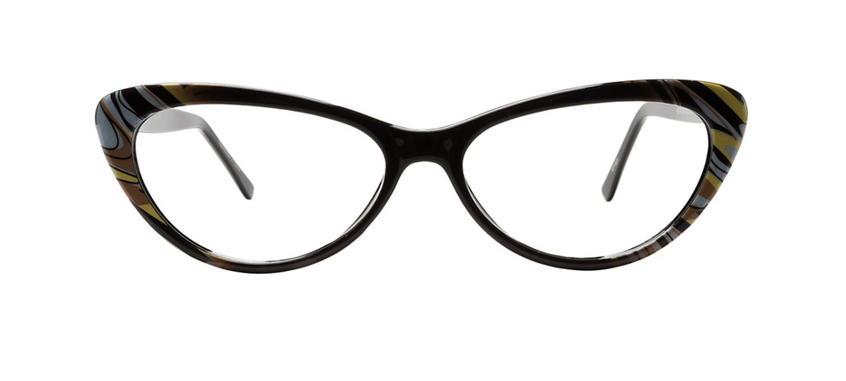 product image of Clearly Basics Hudson Brown Swirl