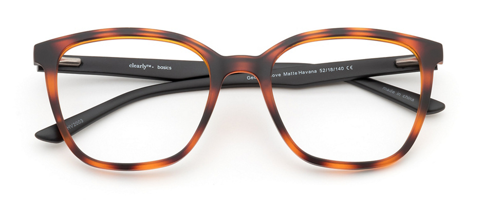 product image of Clearly Basics Georges Cove-52 Havana