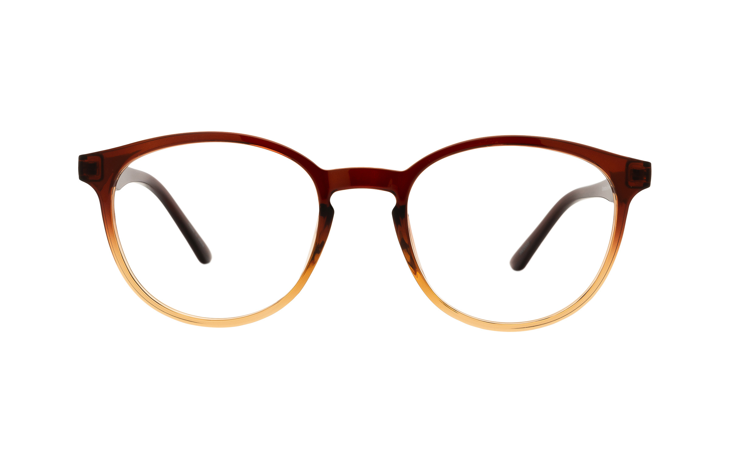 Clearly Basics Grandois CLS093 C01 (50) Eyeglasses and Frame in Brown