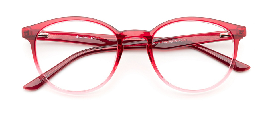 product image of Clearly Basics Grandois-50 Pink