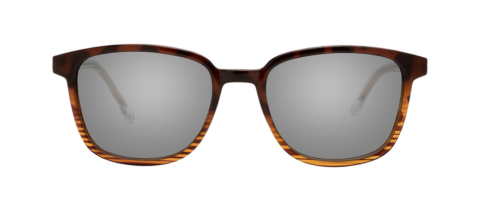 product image of Clearly Basics Grey River-52 Faded Tortoise