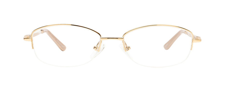 product image of Clearly Basics Hampton-51 Satin Gold