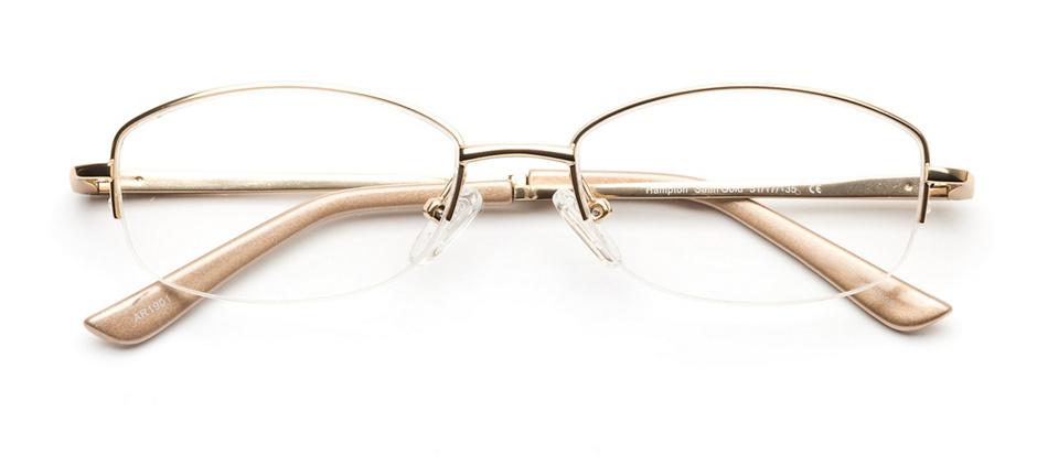 product image of Clearly Basics Hampton-51 Satin Gold