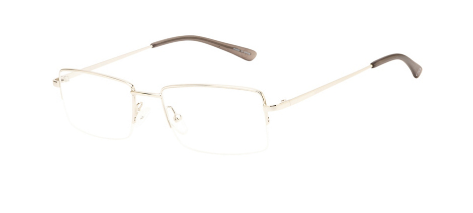 product image of Clearly Basics Hillsborough-53 Matte Silver