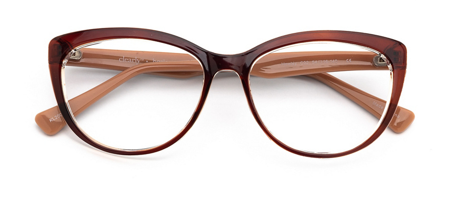 product image of Clearly Basics Howley-54 Brown