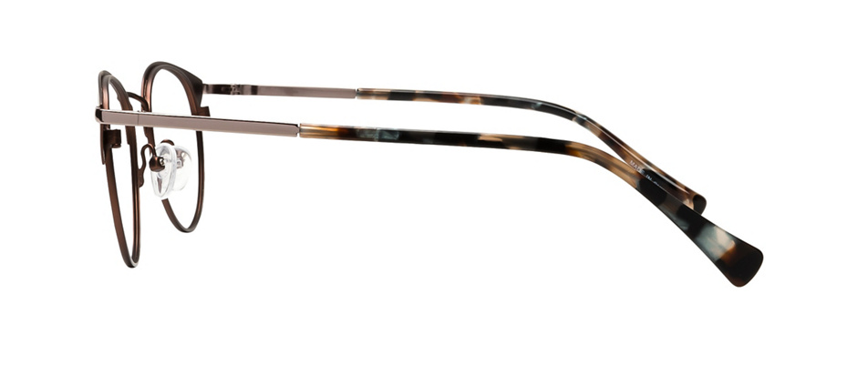 product image of Clearly Basics Riverview Matte Tortoise