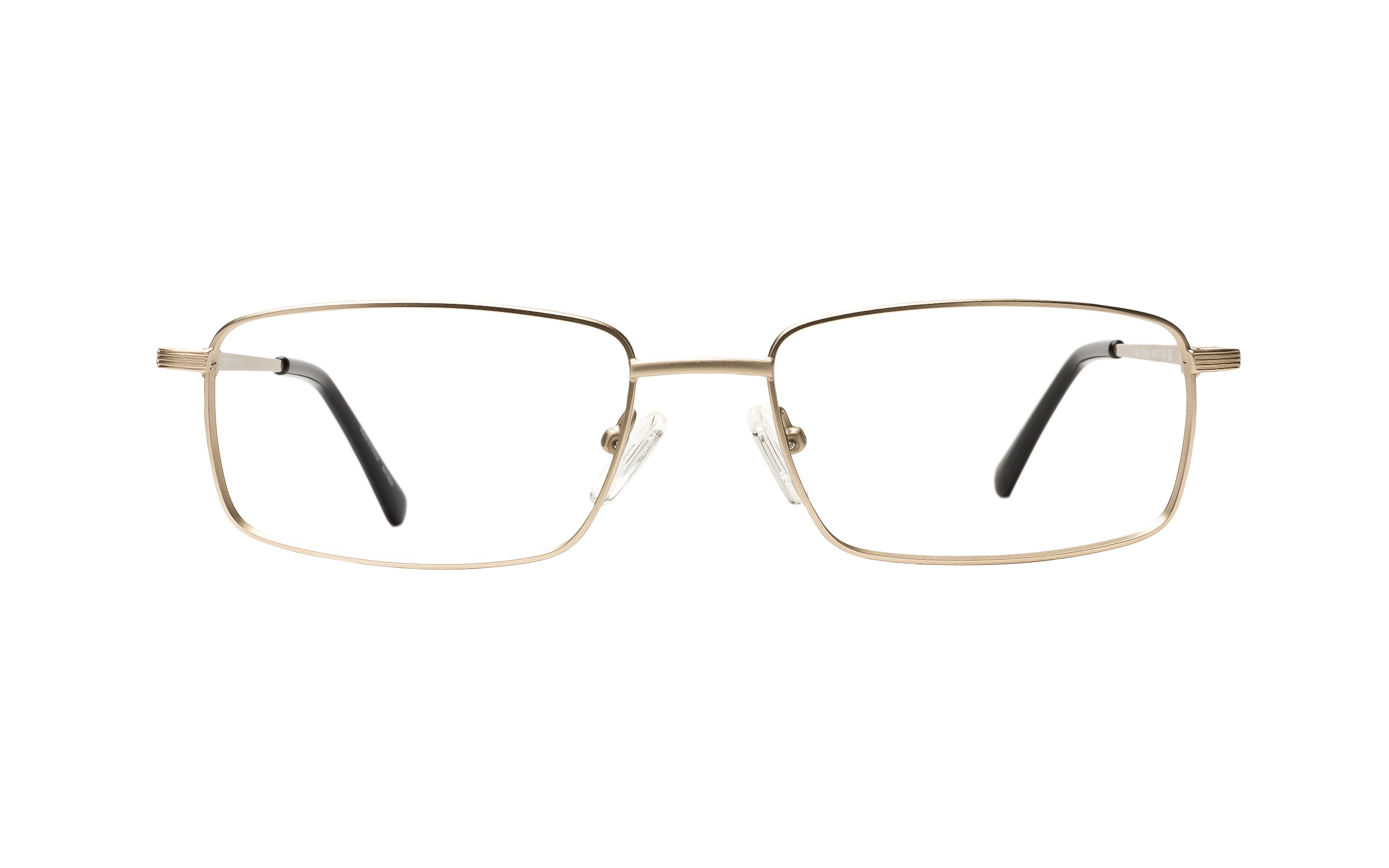 Clearly Basics Iskut (54) Eyeglasses and Frame in Silver | Plastic - Online