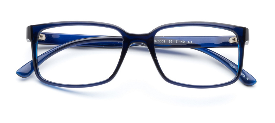 product image of Clearly Basics Drumheller Blue