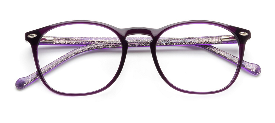 product image of Clearly Basics Melita Purple