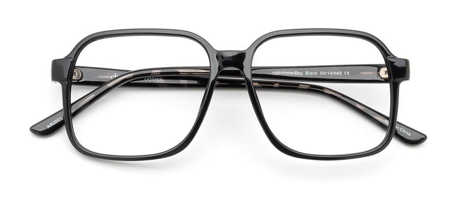 product image of Clearly Basics Mahone-54 Black