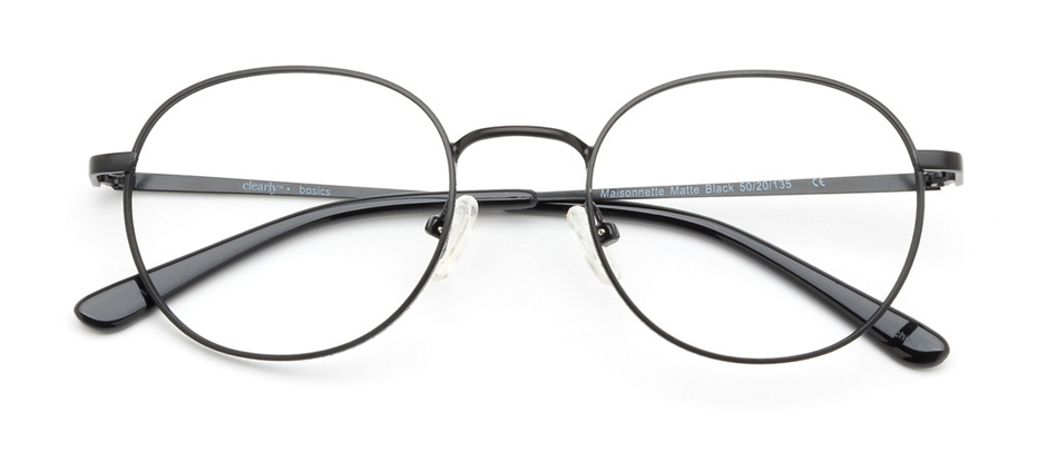 product image of Clearly Basics Maisonnette-50 Matte Black