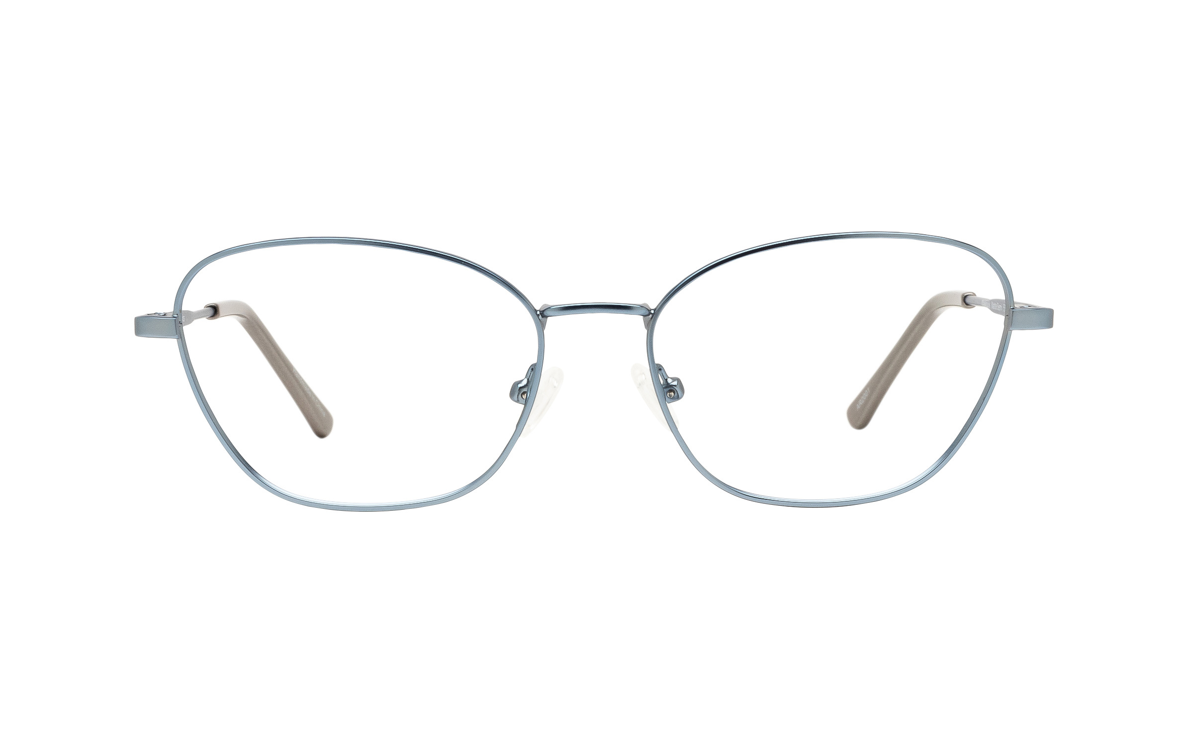 http://www.coastal.com/ - Clearly Basics Makkovik CLS065 C04 (53) Eyeglasses and Frame in Satin Blue | Acetate/Metal – Online Coastal