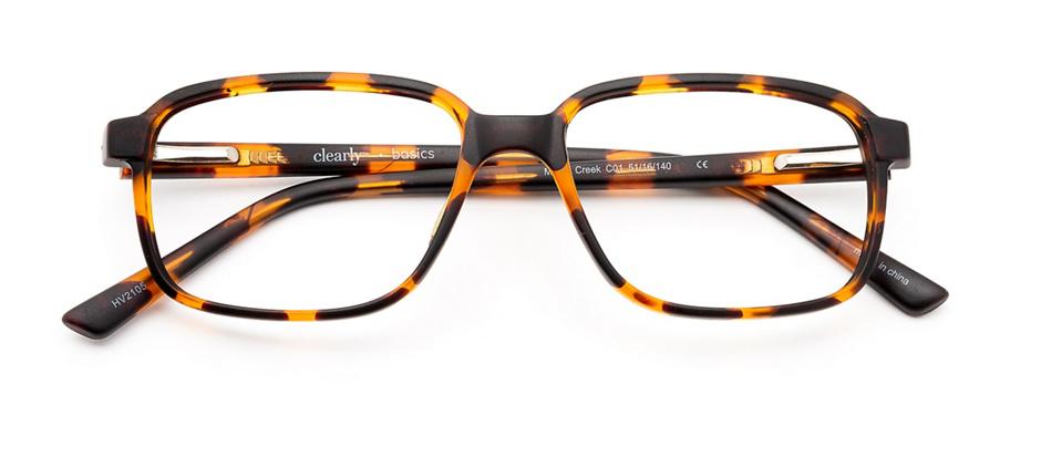product image of Clearly Basics Maple Creek-51 Tortoise