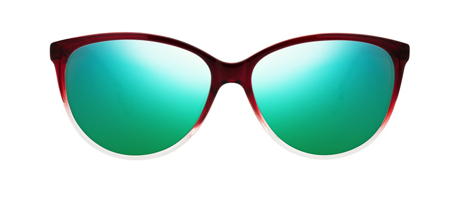 product image of Clearly Basics Marystown-54 Red Fade