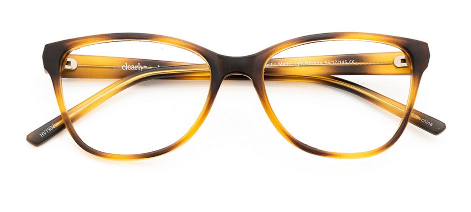 product image of Clearly Basics Meductic-54 Matte Light Havana