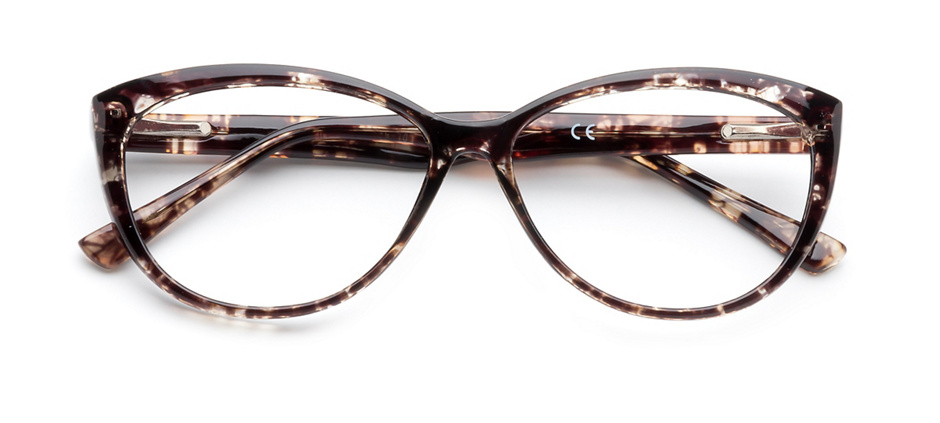 product image of Clearly Basics Lunenburg Grey Tortoise
