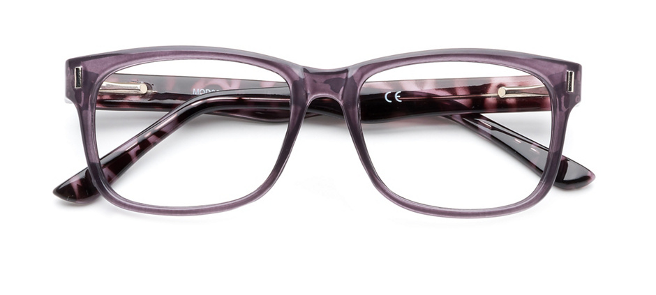 product image of Clearly Basics Medicine Hat Crystal Grey