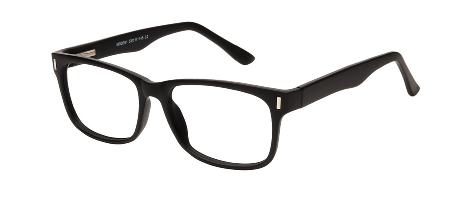 product image of Clearly Basics Medicine Hat Matte Black