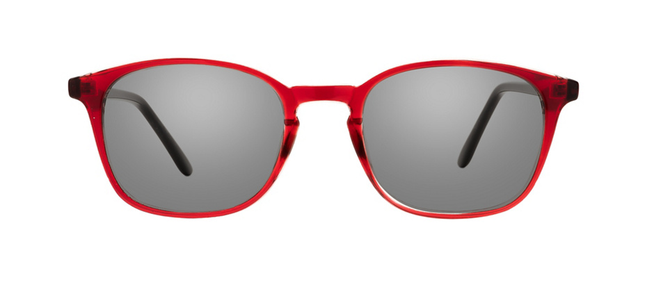 product image of Clearly Basics Kensington Crystal Red